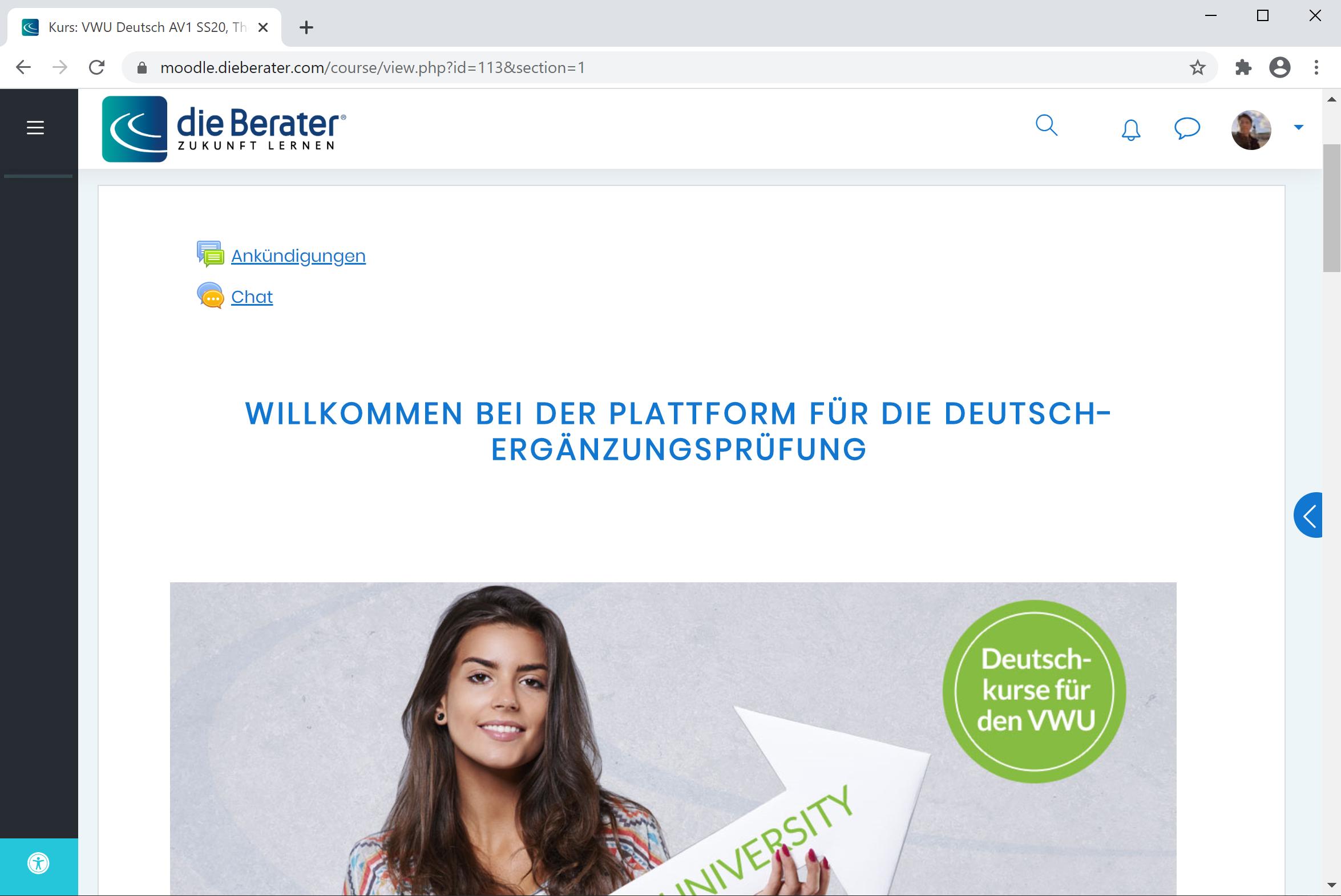 germanforstudents - Deutschkurse für den Vorstudienlehrgang der Wiener  Universitäten